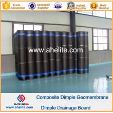 Geomembrana de Dimple HDPE para Aterro Sanitário