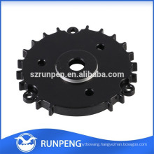New Product Die Casting Aluminum Motor End Cover