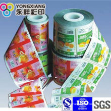 Customer Customized Plastic Packaging Film Roll