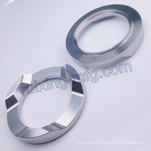 Stainless Steel Turned Lathe Milling CNC Machining Part for LED Flashlight Torch Metal Part