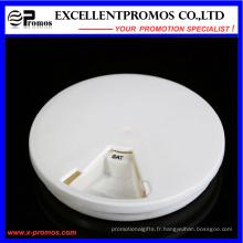 Pillbox de forme ronde hebdomadaire de haute qualité (EP-006)