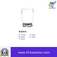 Copo de vidro da bebida da bebida da máquina da alta qualidade que bebe o copo