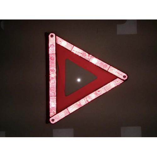 Warning Triangle Set with Safety Vest CE