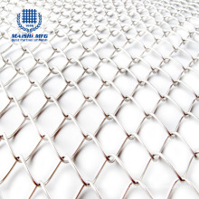 Perimeter Security Used Chain Link Fence For Sale