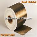 Bâtiment de renforcement 60cm Largeur Tissu unidirectionnel de basalte 300GSM