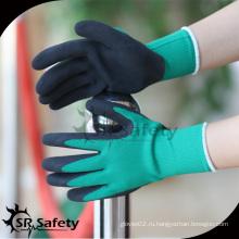 SRSAFETY 13G промышленная цена латексных резиновых перчаток