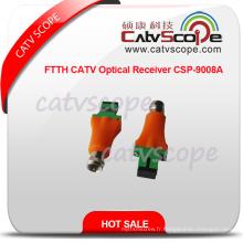 FTTH CATV Récepteur optique Csp-9008A / Récepteur de maison / Réverveur de maison /