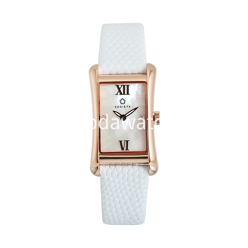 Leather Strap Watches For Women