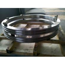 AISI 4140 Pièces forgées d'anneau de roulement / bagues de vitesse
