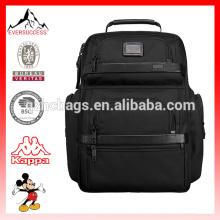 Multifuncional Business Class Brief Pack laptop mochila mochila impermeável