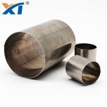 Xintao packing Low pressure drop metallic raschig ring for distillation column precio de raschig anillo