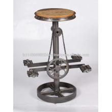 Ciclo de silla de bar