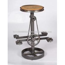 Chaise de bar à vélo