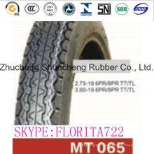 Tube de pneu moto Chine bonne qualité (3,60-18 3.50-8)