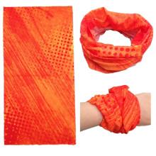 Promotional Custom Design Polyester Multifunctional Bandana