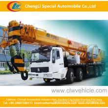 8*4 XCMG Sinotruk HOWO 12ton Crane Mounted Truck