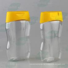 415g Clear Pet Honig Flasche mit Non-Drip Cap (PPC-PHB-65)