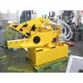 Automatische Alligator-Metallschermaschine aus rostfreiem Stahl