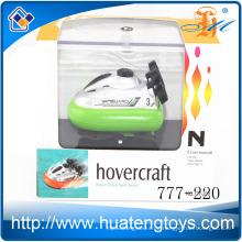 Heißer Verkaufs-Spielwaren 4ch Miniradiosteuerung hovercraft Gas-Energie rc Boot für Kinder 777-220