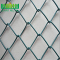 Digunakan 1 Inch PVC Chain Link Fence