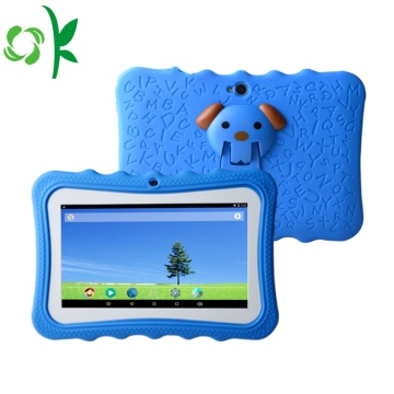 Silikon Waterproof Tablet Case Ipad Cover dengan Holder