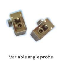 Detector de ângulo variável, Transdutor de ultra-som de aço, Sonda de feixe reto (GZHY-Probe-002)