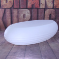 Home Decor Color Night Lights Chaise en plastique portable
