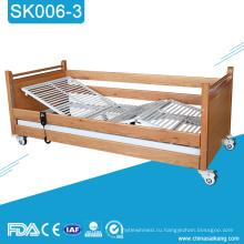 SK006-3 недорогие многофункциональные медицинские Электрические больничные кровати домашнего ухода