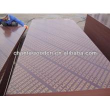 1220x2440x12mm 18mm concrete form plywood