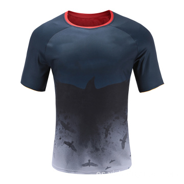 Camiseta para hombre Dry Fit Rugby Wear