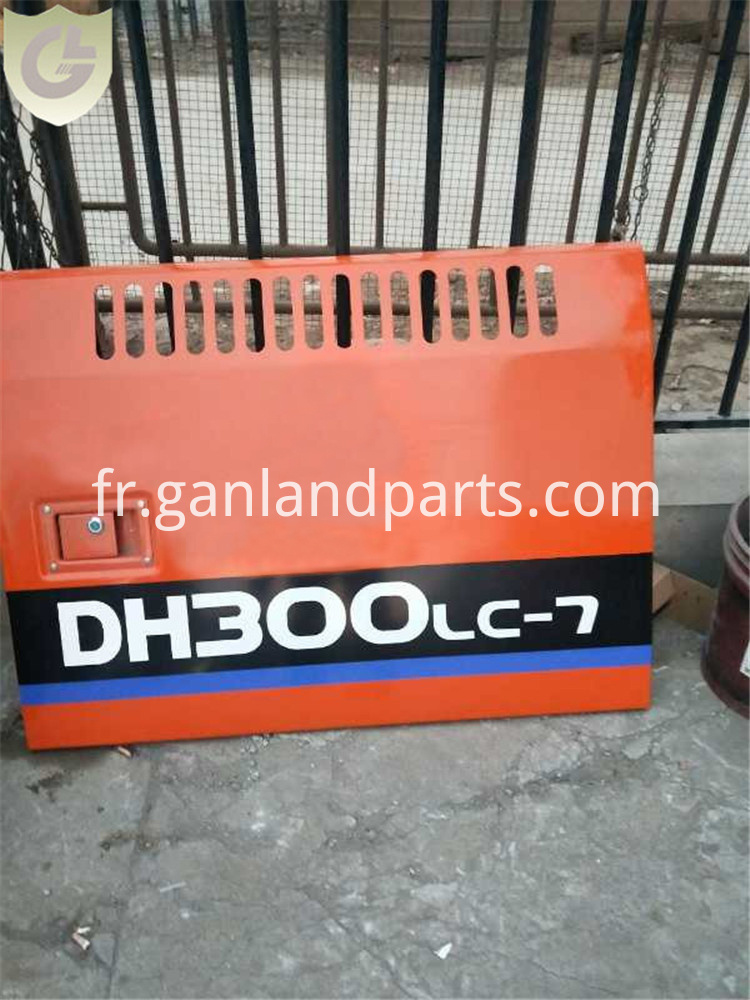 DH300 Sheet Metal Covers