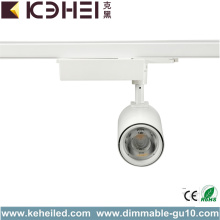 COB White Black 35W LED Track Lights Verstelbaar