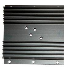 Изготовленный на заказ алюминиевый корпус радиатора корпуса инвертора