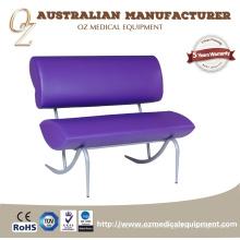 Krankenhaus-öffentlicher Stuhl-bequemer Stuhl für Patienten-langlebige Wartestühle medizinische geduldige Bank
