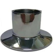 Zink Alloy Flange Sanitary Accessory