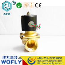 Electroválvula de ação direta de alta qualidade 24VAC