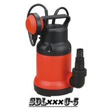 (SDL400C-5) Bomba submergível de piscina com interruptor de boia para água limpa