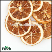 FT-007 Rodaja de limón seca Té de hierbas perfumado al por mayor de la flor del sabor