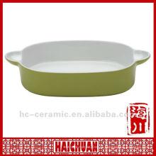 Керамическая микроволновая печь для выпекания, противень для выпечки