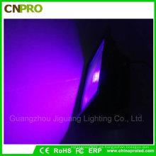 Luz de inundación al aire libre del LED para la luz de inundación ULTRAVIOLETA de 10W 20W 50W 100W 150W 200W 250W