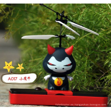 Venta caliente nueva función flying robot rc juguetes con certificado