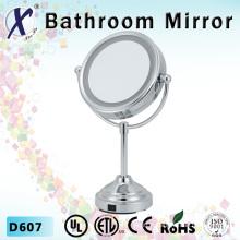 6pouce miroir cosmétique LED avec support