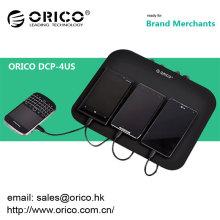 ORICO DCP-4US Station de charge USB 4 ports pour iPhone / iPad / téléphone cellulaire / tablette PC