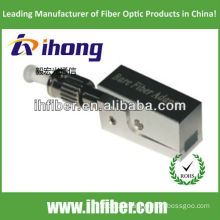 st/pc bare fiber adapter square type with metal housing