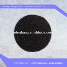 Материал фильтра волокна углерода ткань из активированного углеродного волокна ткани