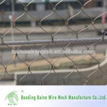 Stainless Steel Metal Wire Rope Mesh