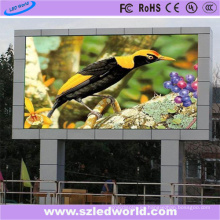 P6 Cartelera digital electrónica fija SMD LED fija