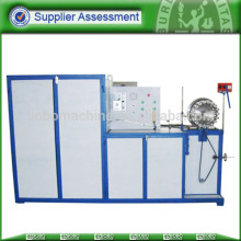 Machine for flexible duct