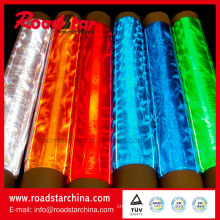 Prism reflective PVC roll for safety