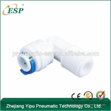 zhejiang ESP ASL-07 en plastique mâle filtre à eau raccord rapide